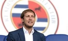"""Зингаревич влезе в борда на директорите на """"Ботев"""""""