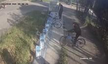 Мъж стреля посред бял ден по общински велостоянки в Бургас (Видео)