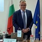 Александър Велев по време на конкурса за генерален директор на БНР