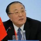 Китайският постоянен представител в ООН Чжан Цзюн СНИМКА: Ройтерс