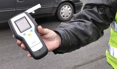 Арестуваха мъртвопиян шофьор в Пловдив  с 4.37 промила алкохол