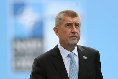 Андрей Бабиш  СНИМКА: Ройтерс