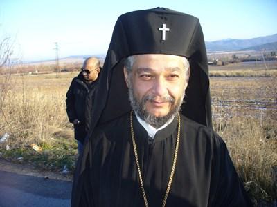 Митрополит Киприан. Снимка Ваньо Стоилов
