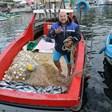 Морето край Царево завря от паламуд, рибари вадят с тонове (Снимки)