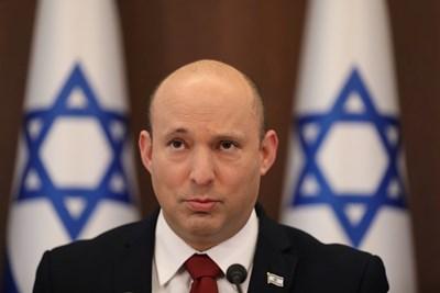 Израелският премиер Нафтали Бенет
