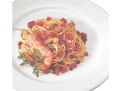 Специалитети с паста и морски дарове са характерни за Италия.