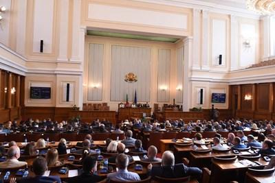 В парламента Снимки: Велислав Николов
