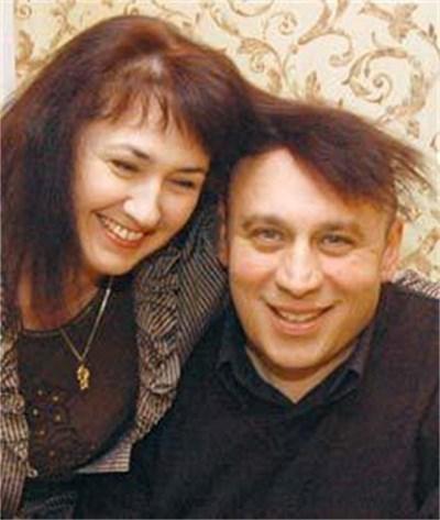 Кръстю и Елена Лафазанови