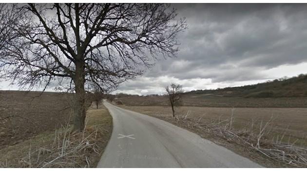 Мъж загина при катастрофа между две търговищки села, пострадала е жена