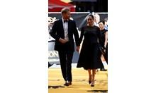 """Принц Хари и Меган - зашеметяващи на премиерата на филма """"Цар Лъв"""" (Снимки)"""