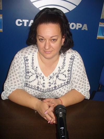Теодора Крумова, председател на Районната избирателна комисия в Стара Загора СНИМКИ: Авторът