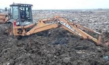 """Само в """"24 часа"""": Катаджия иска 36 000 лв., за да върне краден багер"""