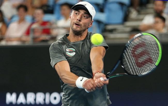 Мечтан старт! Победа срещу Великобритания на ATP cup