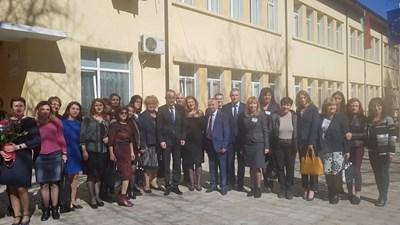 Снимки: Комисия по образование в Народното събрание
