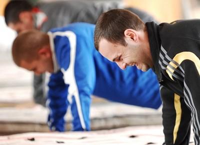 Редовно трениращите хора са по-здрави. СНИМКА: Николай Литов