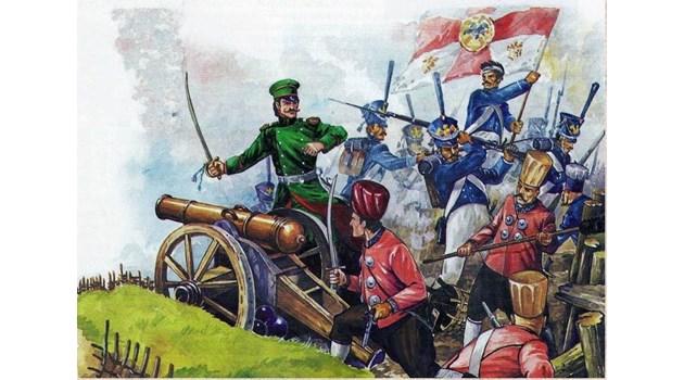 Съдбата на капитан Мамарчев - предаден от Портата на руснаците, които подло го връщат на турците