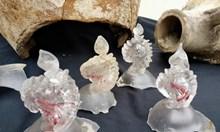 Откриха част от най-голямото потънало стъклено съкровище по Черноморието (Снимки)