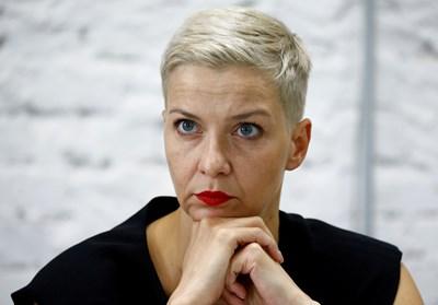 Мария Колесникова СНИМКА: РОЙТЕРС
