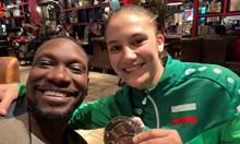 Той помогна на Ивет Горанова да грабне олимпийското злато