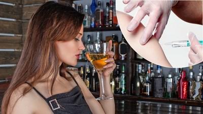Алкохолът може да отслаби ваксината