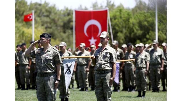 Билярдът на Турция - удря халифата и рикошира в кюрдите