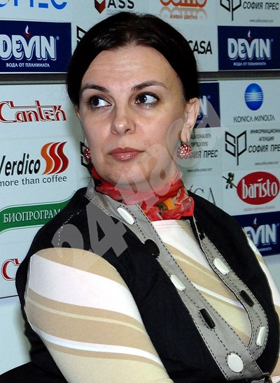 Съдия Мирослава Тодорова СНИМКА: 24 часа
