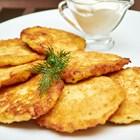 Пухкави картофени палачинки