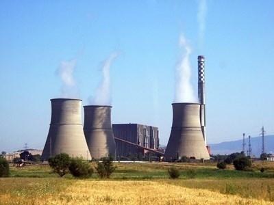 """ТЕЦ """"Бобов дол"""" постепенно ще минава на екелогични горива, с които да произвежда  енергия. СНИМКА: Архив"""