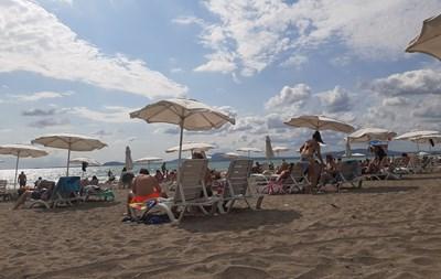 По Черноморието ще е предимно слънчево.