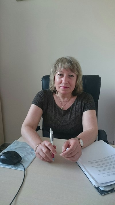 д-р Антоанета Гужгулова, УНГ специалист