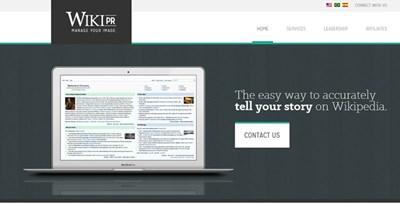 Пиар компанията Wiki-PR имала над 300 акаунта, с които манипулирала статии в уикипедия на свои клиенти.