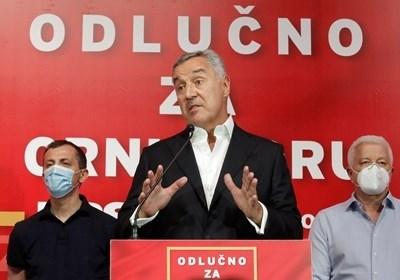 Президентът на Черна гора Мило Джуканович СНИМКА: Ройтерс