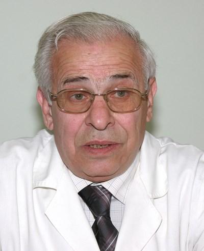 Проф. Боян Лозанов