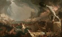 536 г.: Най-гадната година за човечеството. Мощно вулканично изригване насища въздуха на цялото Северно полукълбо с пепел, която отразява слънчевите лъчи обратно в Космоса