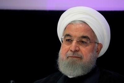 Президентът на Иран Хасан Рохани призова настоятелно Международния валутен фонд да отпусне на страната му СНИМКА: Ройтерс