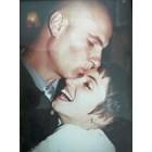 """Под снимката във фейсбук Ерол е с неговата любима Люба и е написал """"Младоженек""""."""