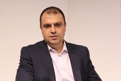 Шефът на ОД на МВР в Пловдив Йордан Рогачев