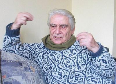 Живко Попов преди 10 години Снимка: Архив