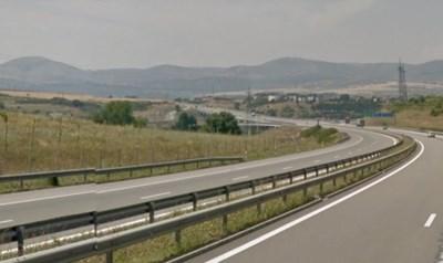 """АМ """" Люлин"""". Снимка: Google street view"""