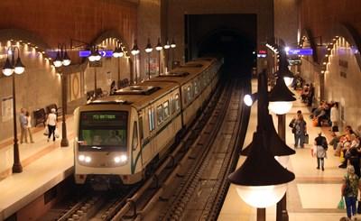Разклонението на метрото към околовръстното шосе предизвика спорове в комисията по архитектура и градоустройство в СОС