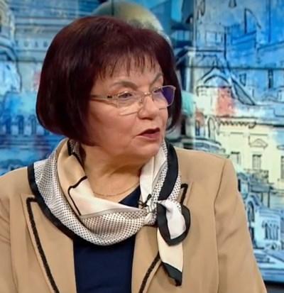 Янка Такева КАДЪР: БНТ
