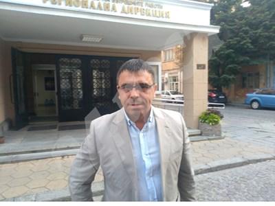 Шефът на полицията в Пловдив Атанас Илков СНИМКА: Авторката СНИМКА: 24 часа