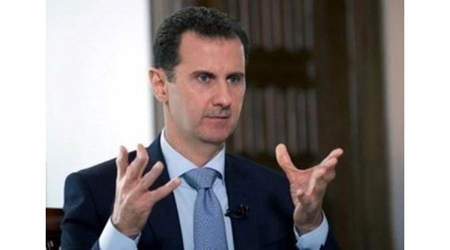 Москва ще осигури чадър за Асад с модерни ракети, но това крие риск от голяма война