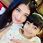 Айшвария Раи-Бачан с дъщеря си СНИМКА: Инстаграм