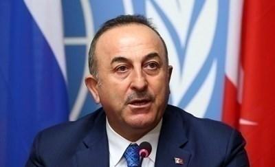 Турският външен министър Мевлют Чавушоглу СНИМКА: Ройтерс