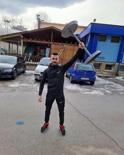 Стилиян Гроздев спечели първа европейска титла при мъжете