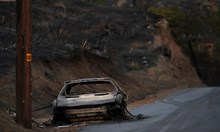 Нови жертви на пожарите в Калифорния, не могли да стигнат колите си, за да избягат