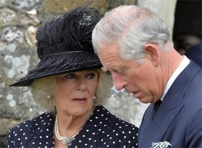 Камила и принц Чарлз СНИМКА: Ройтерс