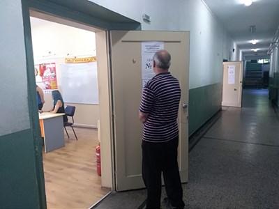 Продължава да е ниска избирателната активност в Пловдив.