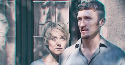 """Димо Алексиев и Койна Русева по време на снимките на клипа на новата песен """"Ти защо си тук""""  СНИМКА: ИГОР МАРКОВСКИ"""